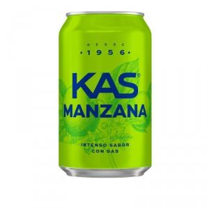 KAS MANZANA LATA 33 CL.