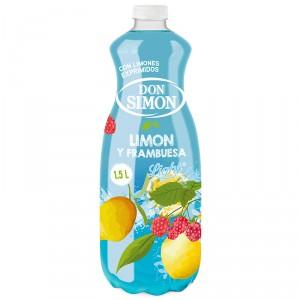 BEBIDA DON SIMON LIMON-FRAMBUESA 1,5 LT.