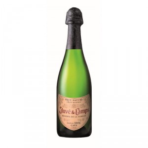 CAVA JUVE-CAMPS RESERVA FAMILIAR BRUT NATURE 75 CL.