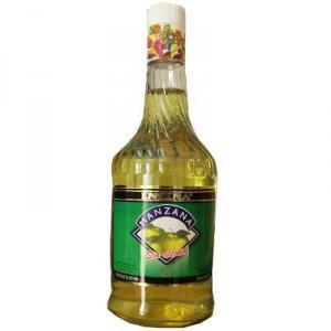 LICOR ENSEÑA MANZANA SIN ALCOHOL 70 CL.