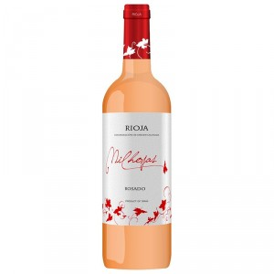 VINO ROSADO 1000 HOJAS RIOJA TEMPRANILLO 75 CL.
