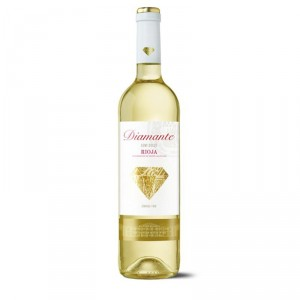 VINO BLANCO DIAMANTE D.O.RIOJA 75 CL.