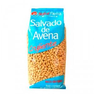SALVADO DE AVENA NATURTIERRA CRUJIENTE 250 GRS