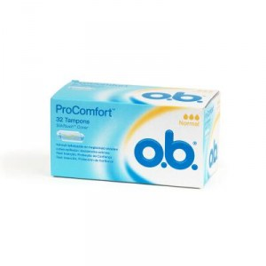 TAMPON O.B. NORMAL 32 UNDS