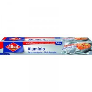 PAPEL ALUMINIO ALBAL 30 METROS