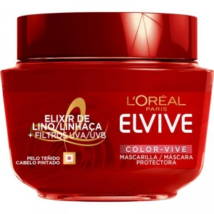 MASCARILLA ELVIVE COLORVIVE 300 ML.
