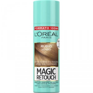 MAGIC RETOUCH LOREAL RUBIO 100 ML.