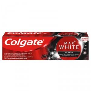 DENTIFRICO COLGATE MAX WHITE CARBON 75 ML