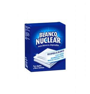 DETERGENTE IBERIA BLANCO NUCLEAR 6 X 20 GRS