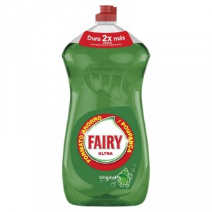 LAVAVAJILLAS FAIRY REGULAR 1190 ML.