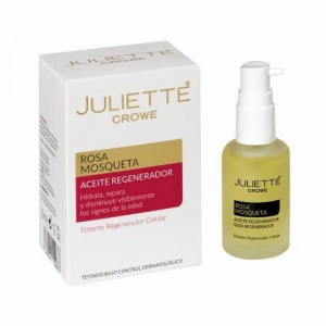 ACEITE JULIETTE CROWE FACIAL ROSA MOSQUETA 30 ML.