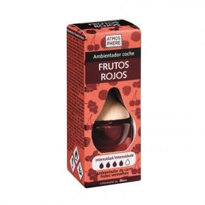 AMBIENTADOR ATMOSPHERE COCHE FRUTOS ROJOS 6 ML