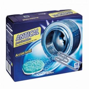 ANTICAL SELEX LAVADORA 40 PASTILLAS
