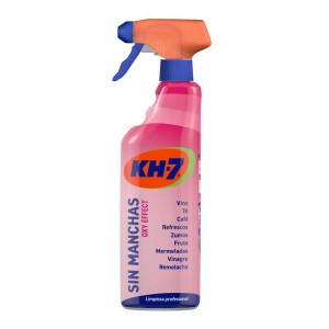 LIMPIADOR KH-7 SIN MANCHAS OXY-EFFECT 750 ML.