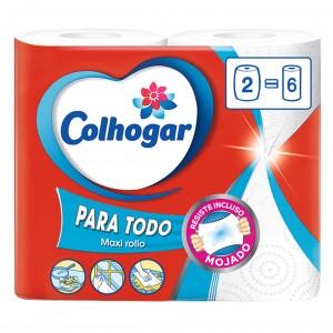 ROLLO COCINA COLHOGAR PARA TODO 2 ROLLOS