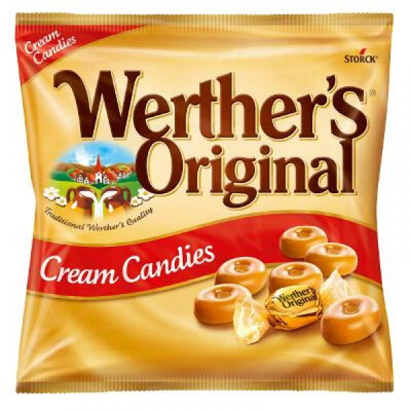 CARAMELOS WERTHER'S ORIGINAL TOFFE 135 GRS