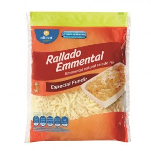 QUESO ALTEZA RALLADO EMMENTAL 150 GRS