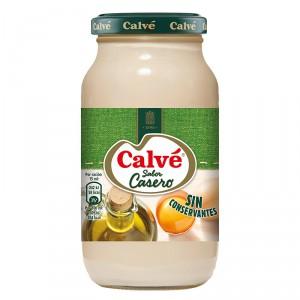SALSA CALVE CASERA 430 ML.