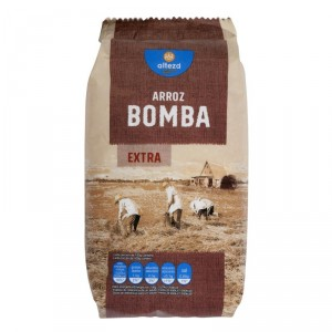 ARROZ ALTEZA BOMBA 1 KILO