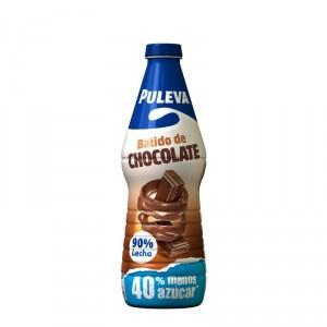 BATIDO PULEVA CHOCOLATE LITRO