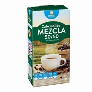 CAFE ALTEZA MOLIDO MEZCLA 250 GRS