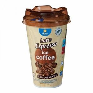 CAFE ALTEZA ICE COFFEE ESPRESSO 250 ML.