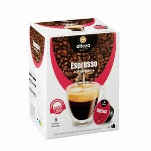 CAFE ALTEZA ESPRESSO 16 CAP.120 GRS COMP.DOLCE GUSTO