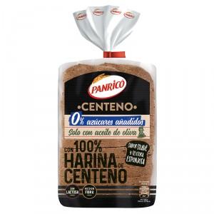 PAN PANRICO 100% HARINA CENTENO 400 GRS.