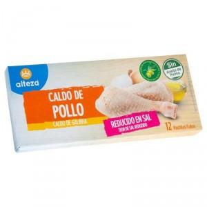 CALDO ALTEZA POLLO 12 PASTILLAS