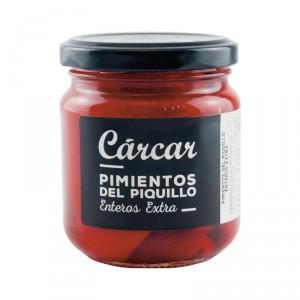 PIMIENTO CARCAR PIQUILLO 6/10 EXTRA FRC 185 GR. 150 GR.PE