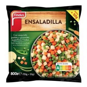 ENSALADILLA FINDUS 800 GRS.
