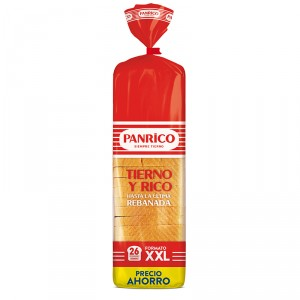 PAN PANRICO XXL FAMILIAR 750 GRS.
