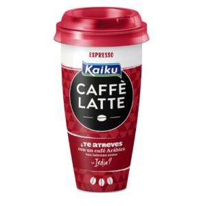 CAFFE LATTE KAIKU ESPRESSO 230 ML.