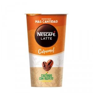 CAFE NESCAFE SHAKISSIMO CARAMEL 190 ML.