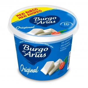 QUESO BURGO DE ARIAS RECETA ORIGINAL 500 GRS
