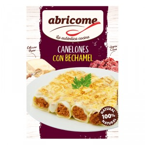 CANELONES ABRICOME CARNE 350 GRS