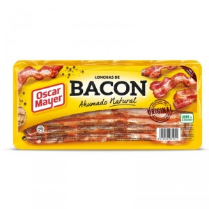 BACON OSCAR MAYER LONCHAS 150 GRS