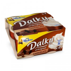 COPA DALKY CHOCOLATE-NATA PACK-4X100 GRS