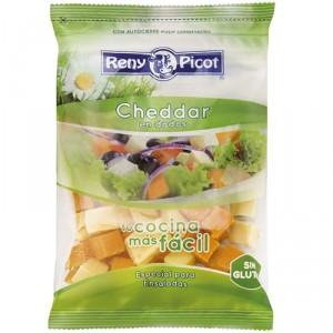 QUESO CHEDDAR RENY PICOT DADOS 150 GRS