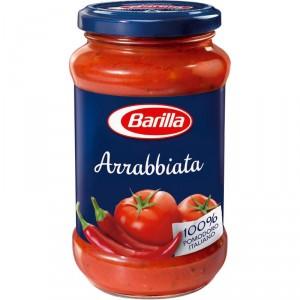 SALSA BARILLA ARRABBIATA 400 GRS